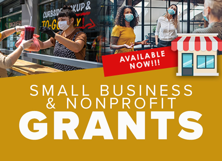Small Business and Non-Profits