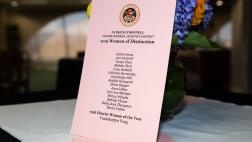 List of honorees
